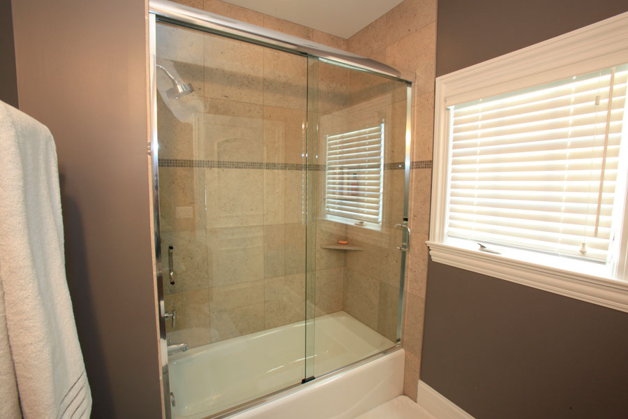 From basic to fancy we install them.Bypass Shower Doors